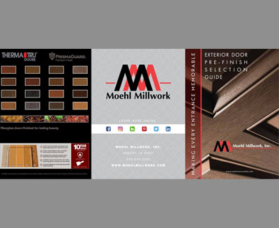 Moehl Millwork Wood Finish Catalog